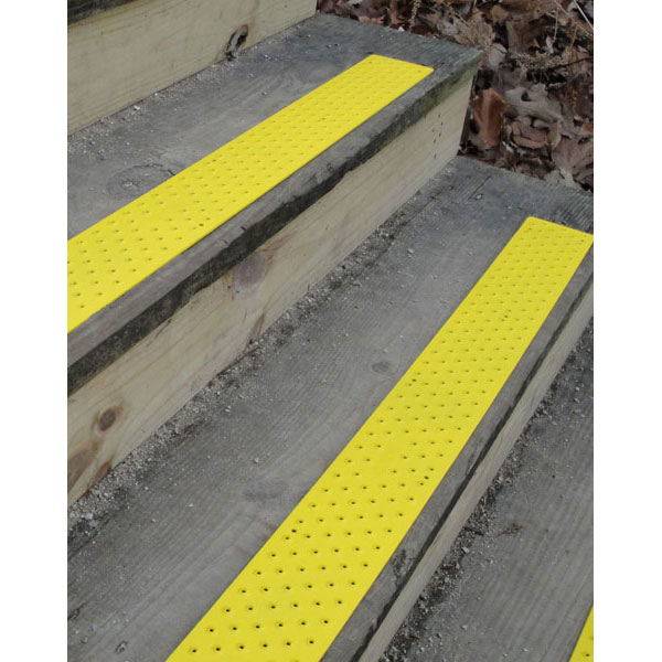 Safety Yellow Non Slip Stair Tread Floormatshop Com