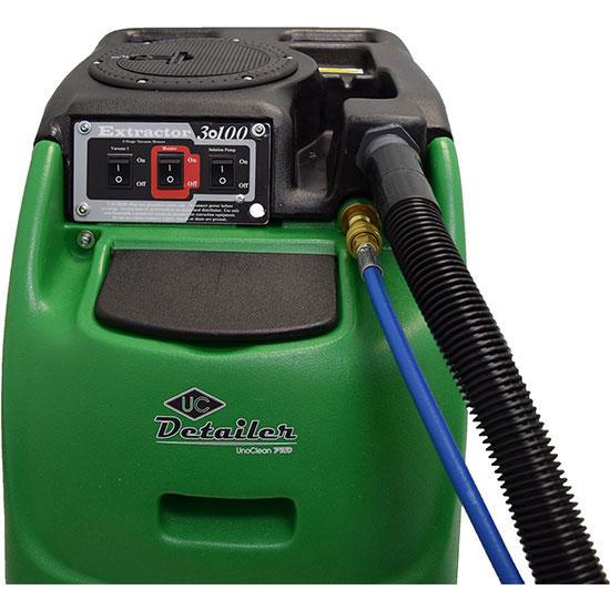 6 Gallon Heated Carpet Extractor Detailer Pro