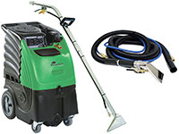 Detailer PRO 6 Gallon Heated Carpet Extractor - 100 PSI UNO-86-4000-KIT