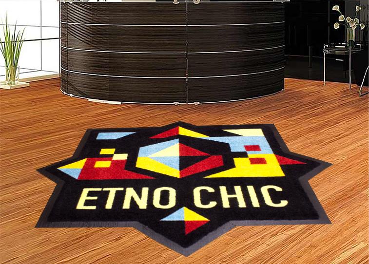 Custom Logo Custom Shape Floor Mat Floormatshop Com