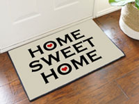 Home Sweet Home Welcome Mat
