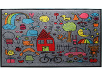 Preschool HD Carpet Mat - 3' x 5' GM-19026613PALRUB