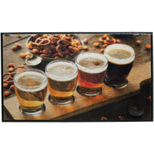 Beer HD Carpet Mat - 3' x 5' GM-19026637PALRUB