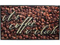 It's Coffee O'Clock HD Carpet Mat - 3' x 5' GM-19026077PALRUB