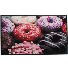 Donuts HD Carpet Mat - 3' x 5' GM-19026653PALRUB