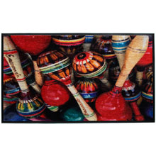 Maracas HD Carpet Mat - 3' x 5' GM-19026656PALRUB