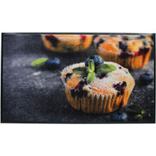 Blueberry Muffin HD Carpet Mat - 3' x 5' GM-19026703PALRUB