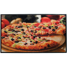 Pizza HD Carpet Mat - 3' x 5' GM-19026626PALRUB