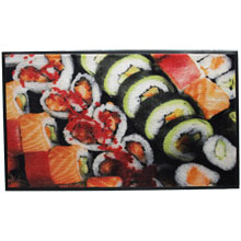 Sushi Roll HD Carpet Mat - 3' x 5' GM-19026633PALRUB
