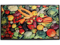 Vegetable HD Carpet Mat - 3' x 5' GM-19026628PALRUB