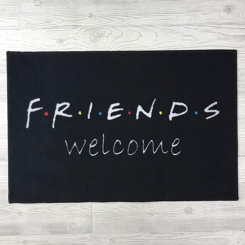 Friends Sitcom Welcome Door Mat Floormatshop Com Commercial Floor Matting Amp Carpet Products