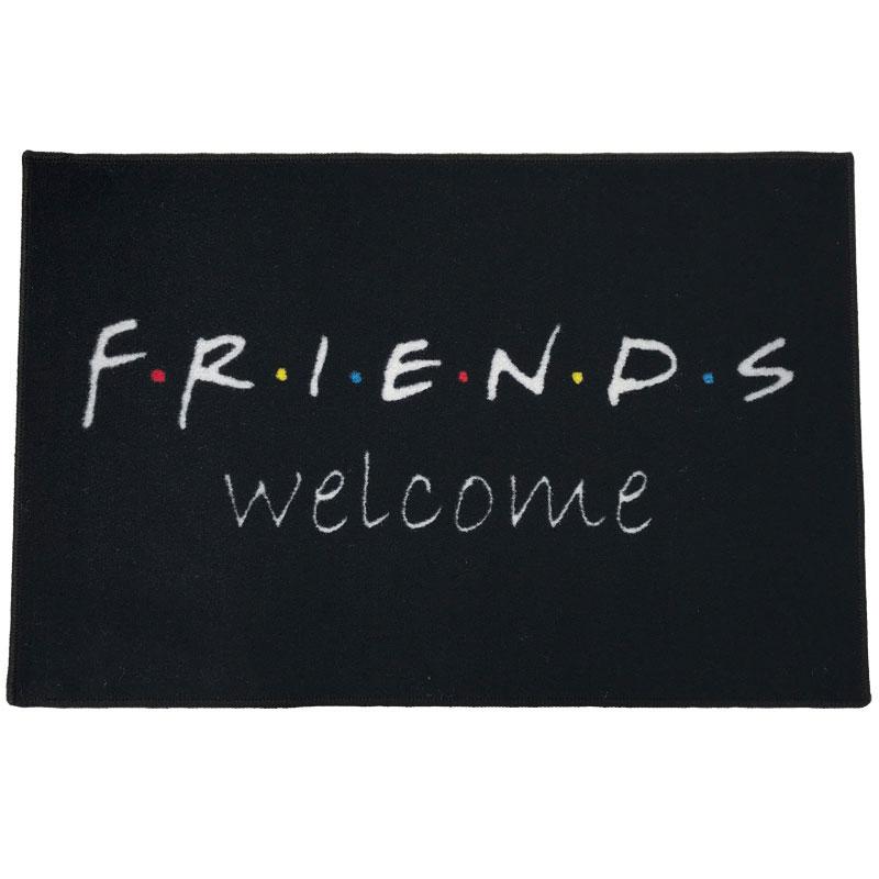 Friends Sitcom Welcome Door Mat Floormatshop Com