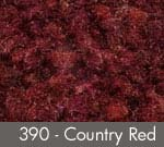 Prestige Impressions Custom Logo Mat – 390 Country Red