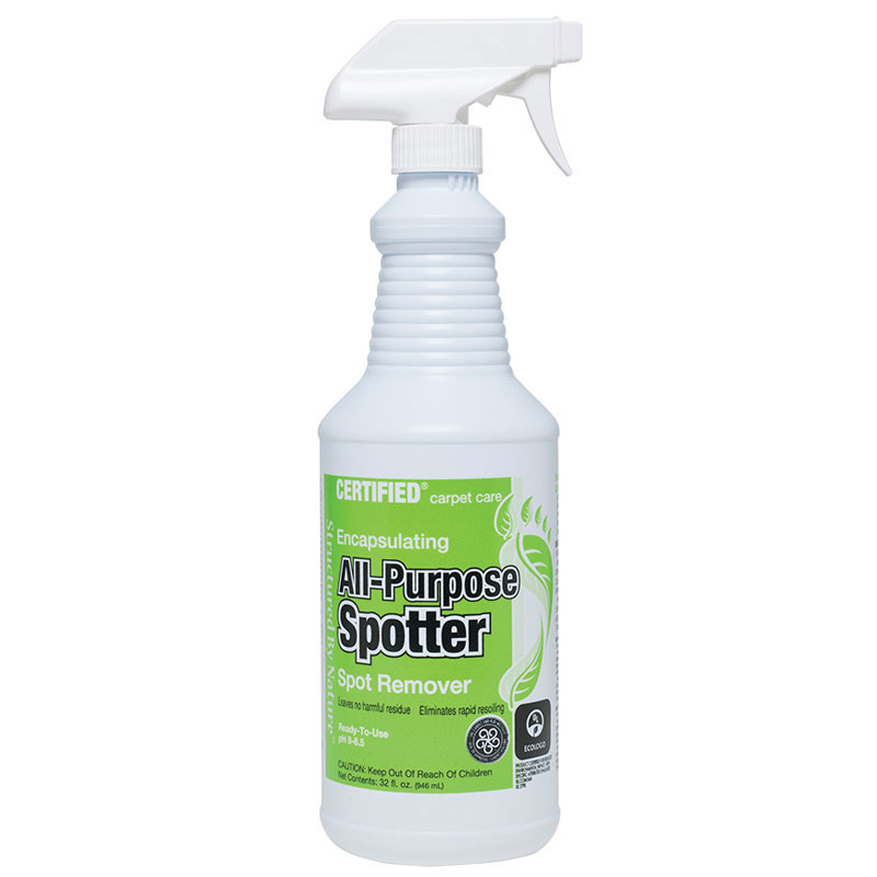 Nilodor CERTIFIED All-Purpose Encapsulating Carpet Spotter
