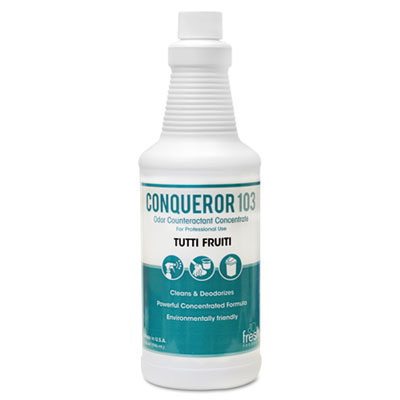 Conqueror 103 Odor Counteractant Concentrate - Tutti-Frutti Fragrance