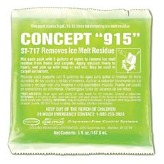One Packs Concept 915 Ice Melt Residue Remover