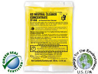 Stearns Portion Control One Packs GS Neutral Cleaner Concentrate