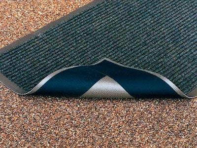 crown 290 velcro floor mat self adhesive backing strips 4 x 75 39. Black Bedroom Furniture Sets. Home Design Ideas