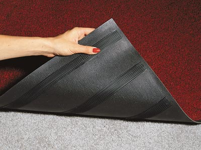 Notrax 085 Velcro 174 Floor Mat Over Rug Anchor System