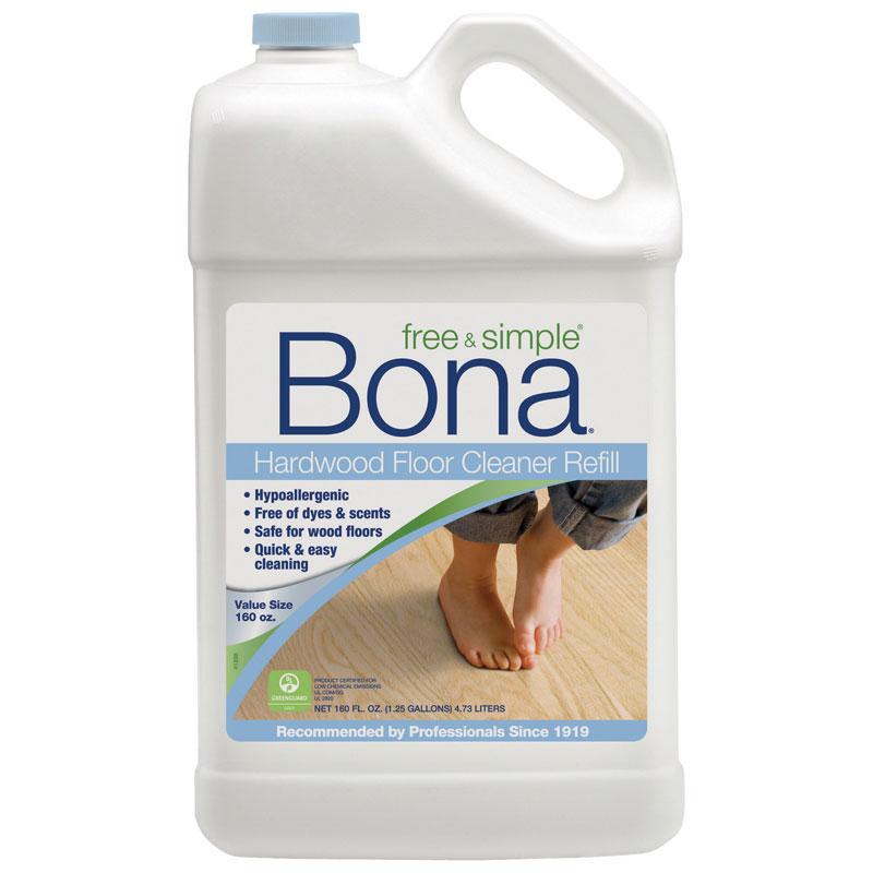 16 Oz Bona Free Simple Wood Floor Cleaner Floormatshop
