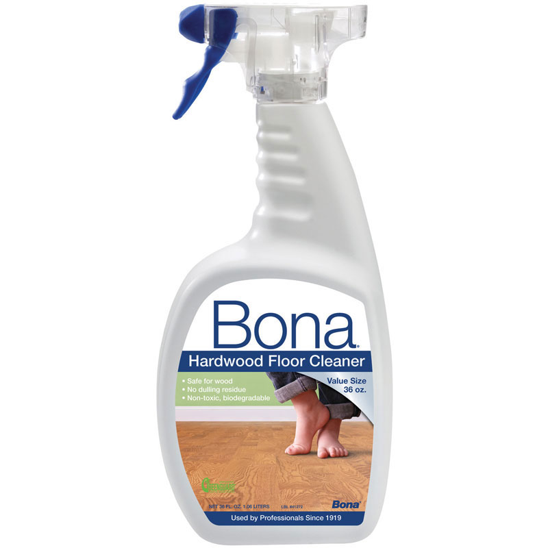 36 oz bona hardwood floor spray cleaner floormatshop for Bona floor cleaner