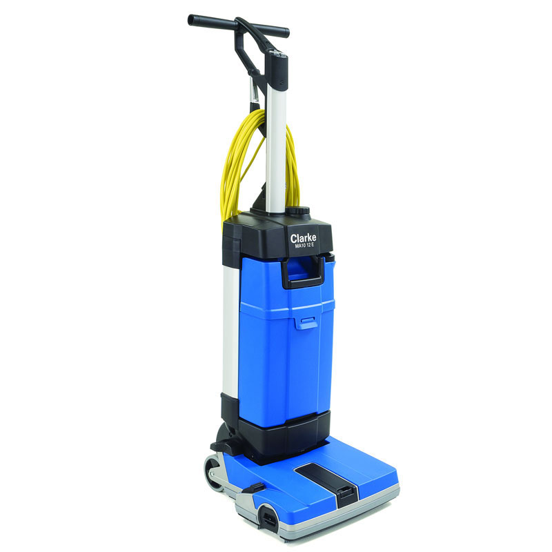 MA10 12E Upright Auto Scrubber FloorMatShopcom Commercial Floor Matting amp Carpet Products