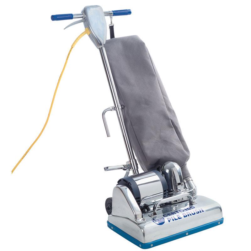 S 110v Carpet Pile Brush Dry Extraction Vacuum