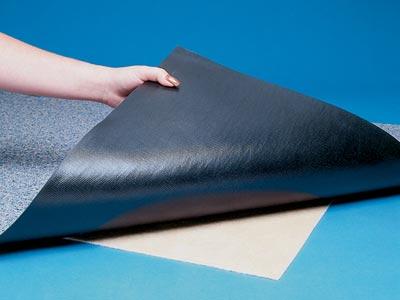 Mat Hold Slip Resistant Rubber Mesh Pad Underlay 2 X 100 Roll