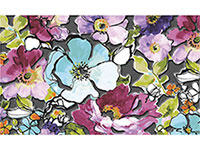 "Apache Masterpiece Blossoms Door Mat - 18"" x 30"" 602553"